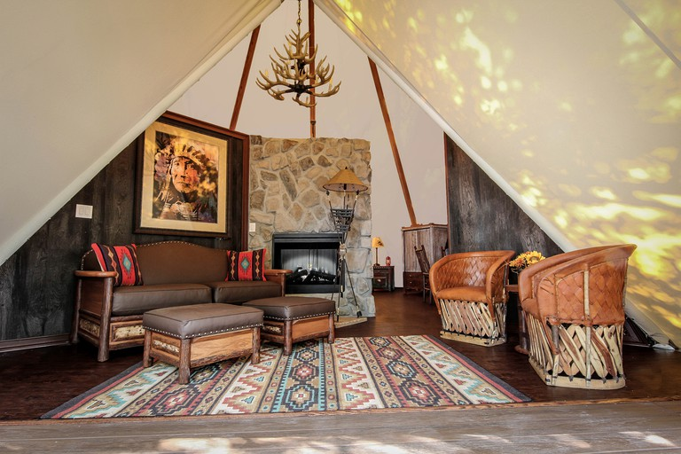 Luxurious and Native American Style Tipi Rentals on a Working Ranch on native american bathroom design, native american interior decorating ideas, native american modern architecture, native american home ideas, native american design home, native american interior design ideas, native american design kitchen, native american bedroom design, native american room designs,