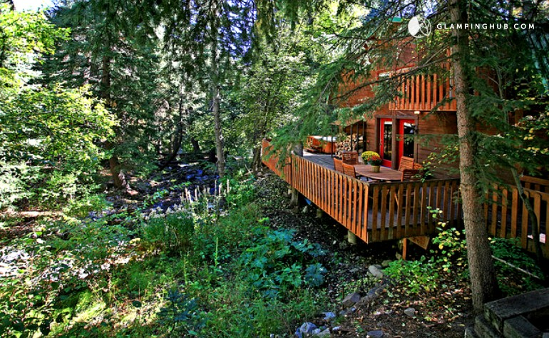 luxury cabin rental sundance utah