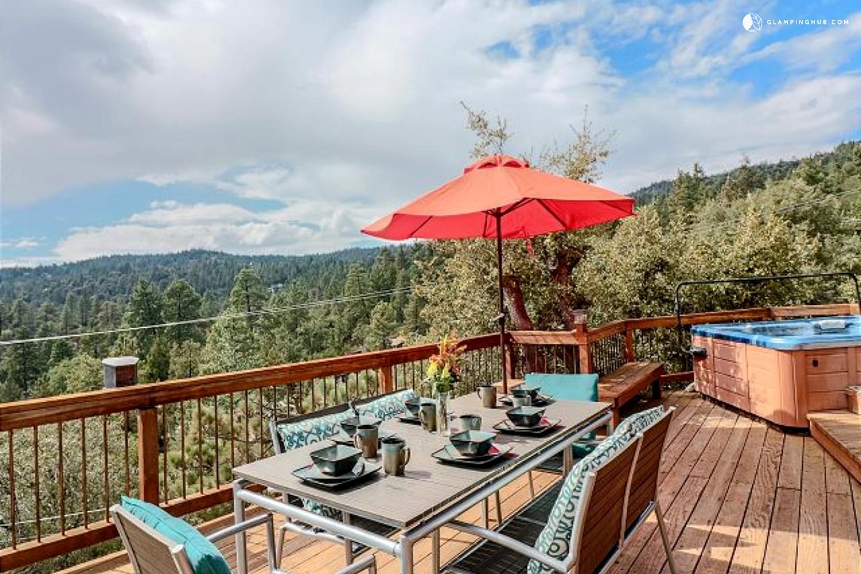Luxury Cabin Rental In Idyllwild California