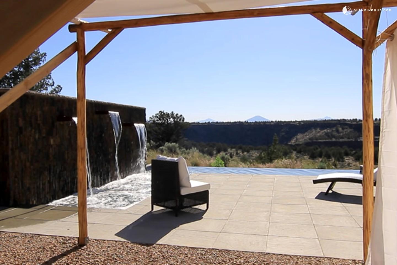 Luxury Tents Bend Oregon