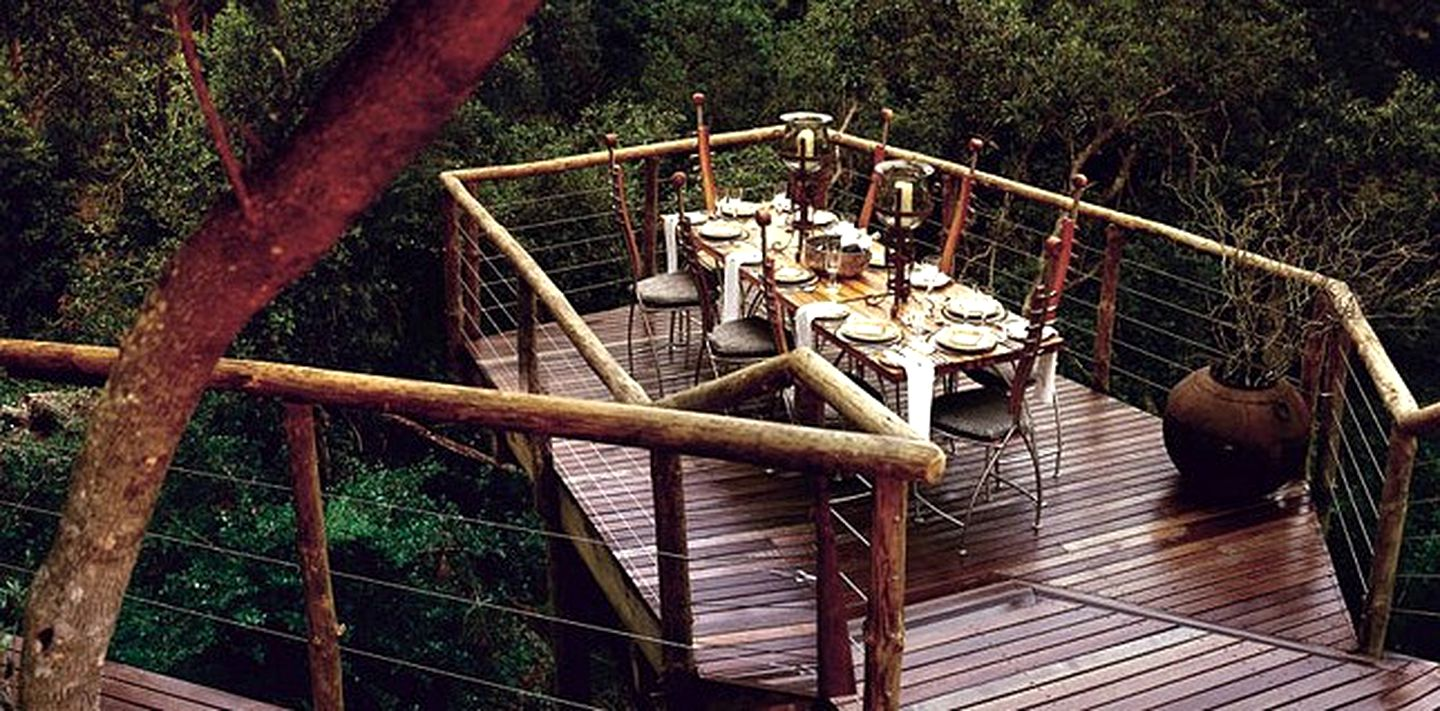 Tree Houses (Plettenberg Bay, Western Cape, South Africa)