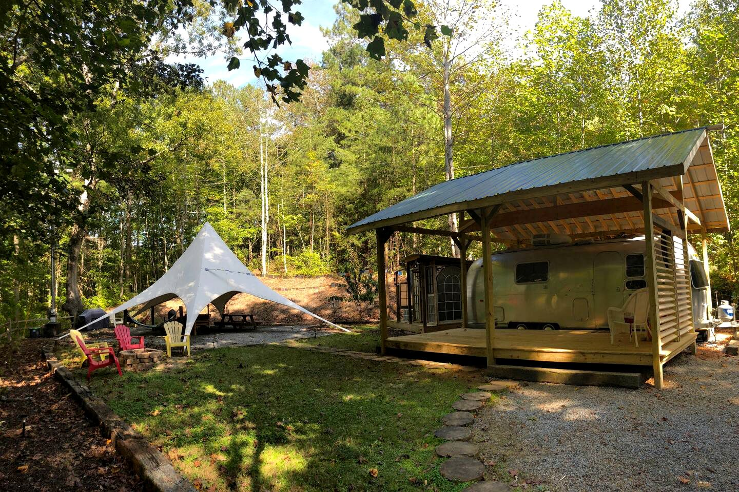 Airstreams (Ellijay, Georgia, United States)