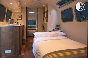 Photo of Luxury Airstream Trailers for Rent near Downtown Santa Barbara, California