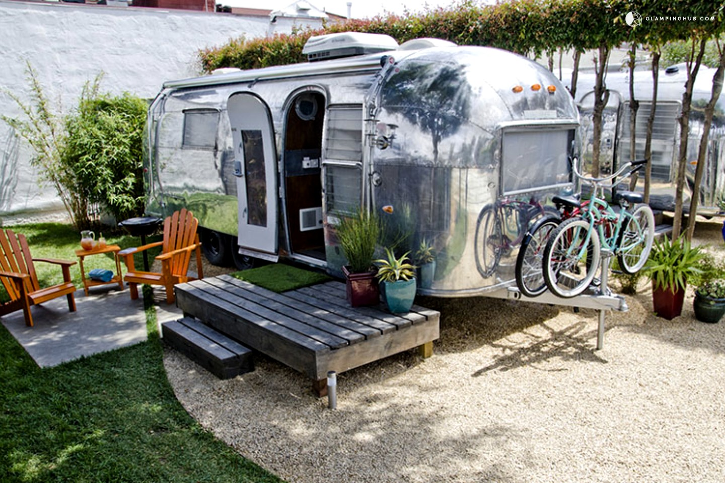 airstream trailers for rent near santa barbara