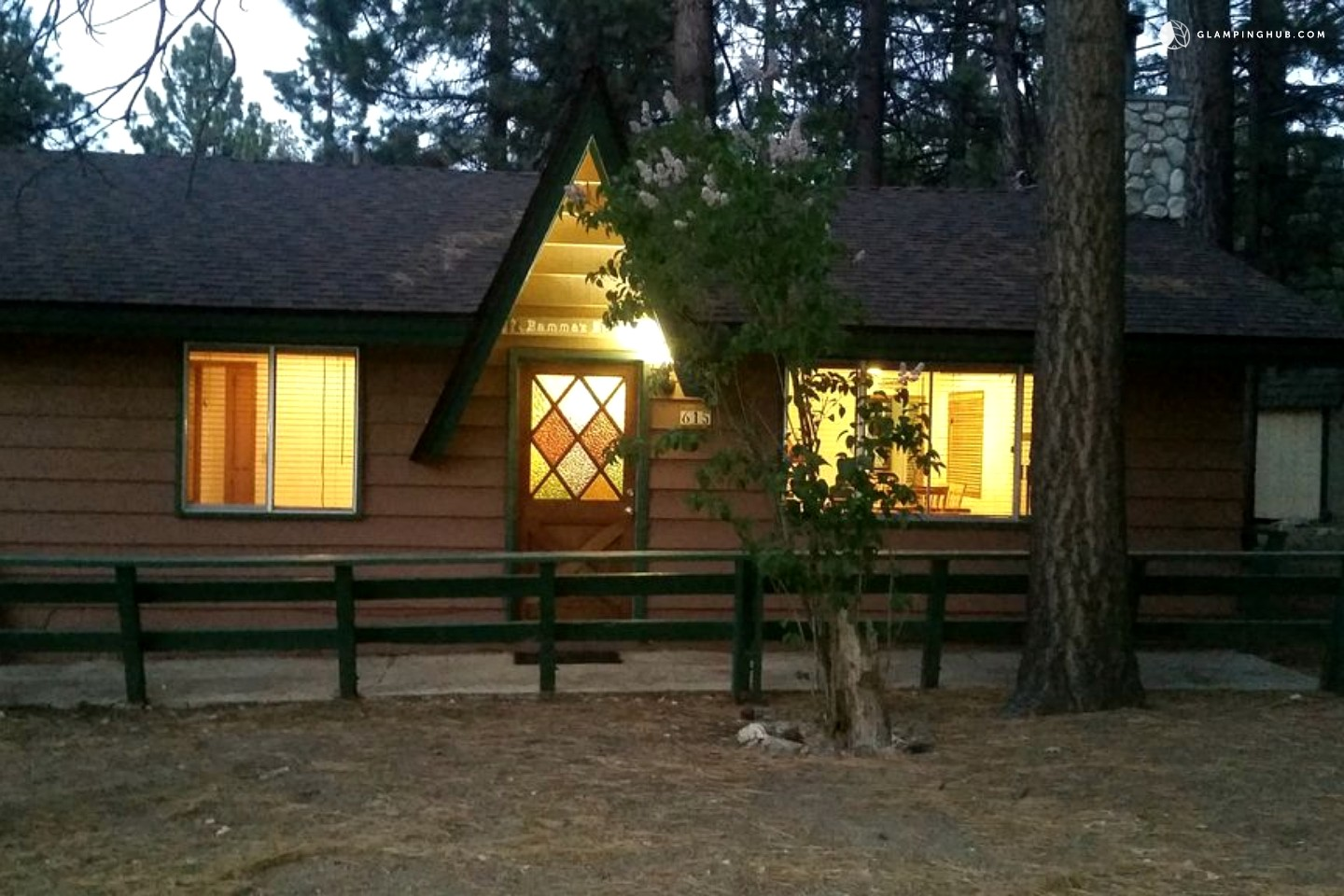 Big bear luxury cabin for Big bear retreat cabins