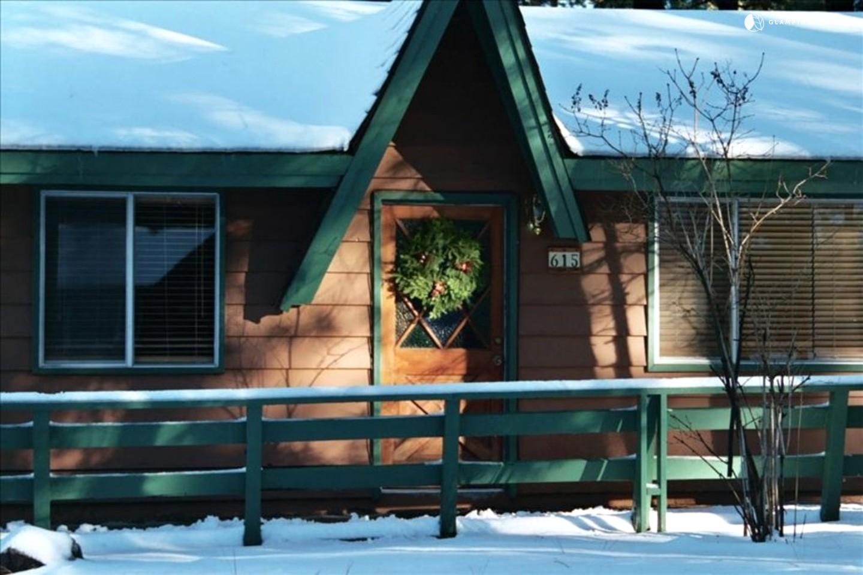 big bear luxury cabin