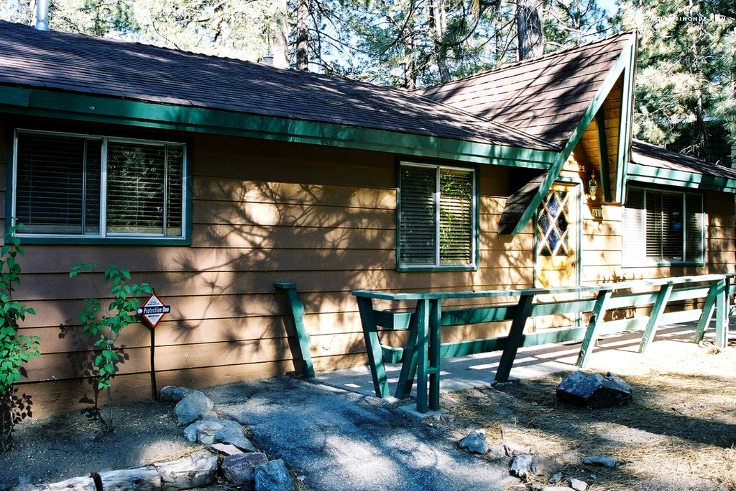 Big bear luxury cabin for Big bear cabins california