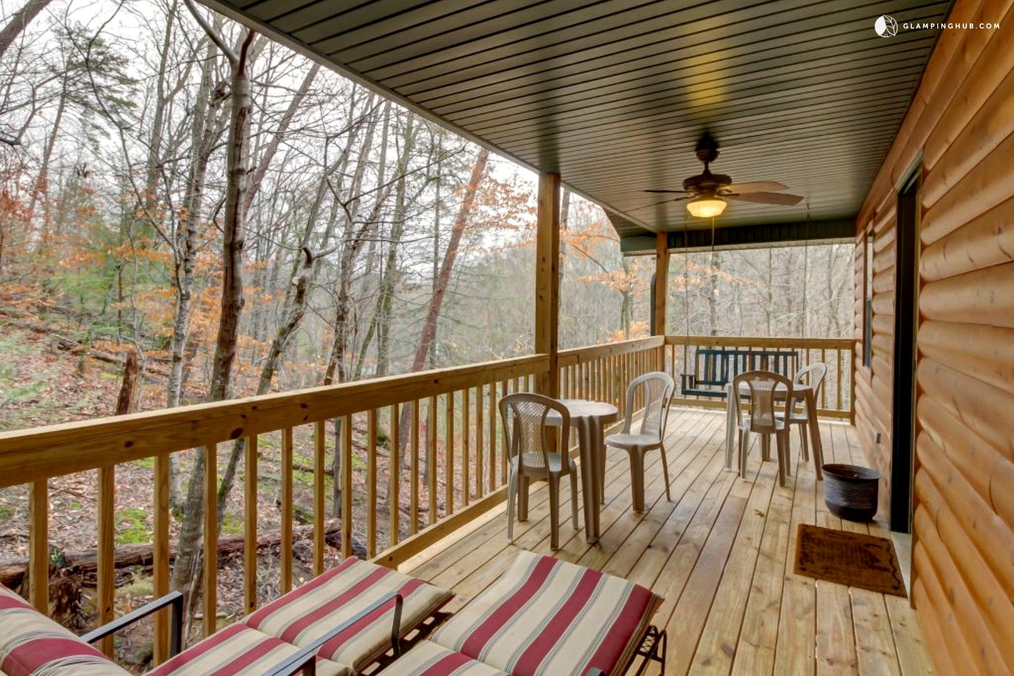 luxury cabin in pigeon forge tennessee
