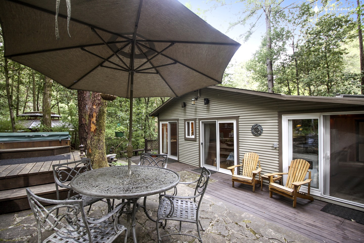 Luxury Cabin Sonoma County