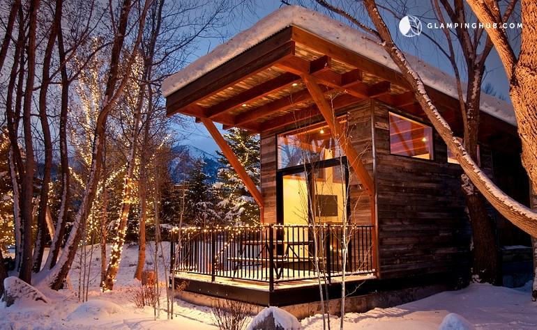 Luxury Pet-Friendly Cabins beside Grand Teton National Park, Wyoming
