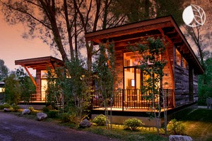 Photo of Luxury Cabins Neighboring Grand Teton National Park, Wyoming