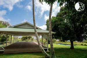 Photo of Luxury Cottage Rental with Lava Rock Swimming Pool on Kohala Coast, Hawaii