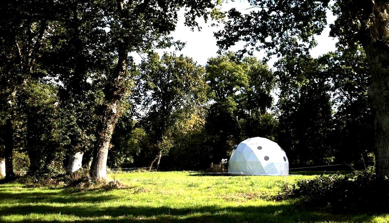 Bubbles & Domes (Lanvallay, Brittany, France)