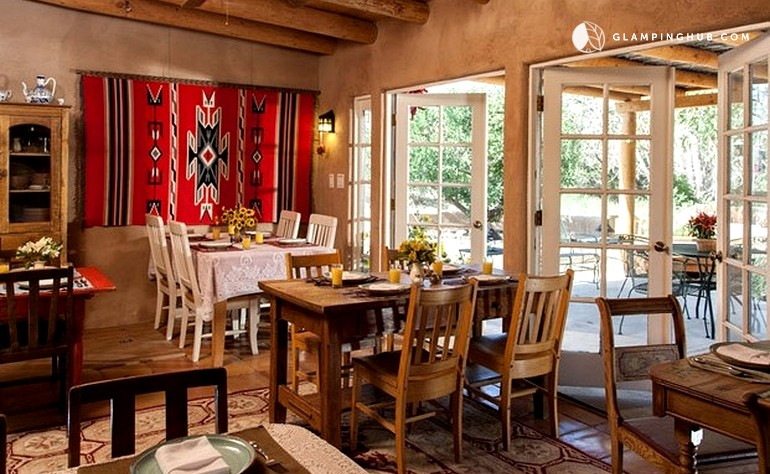 Santa Fe Luxury Bed Breakfast