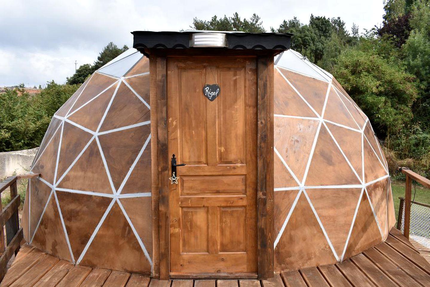 Bubbles & Domes (Tarragona, Catalonia, Spain)