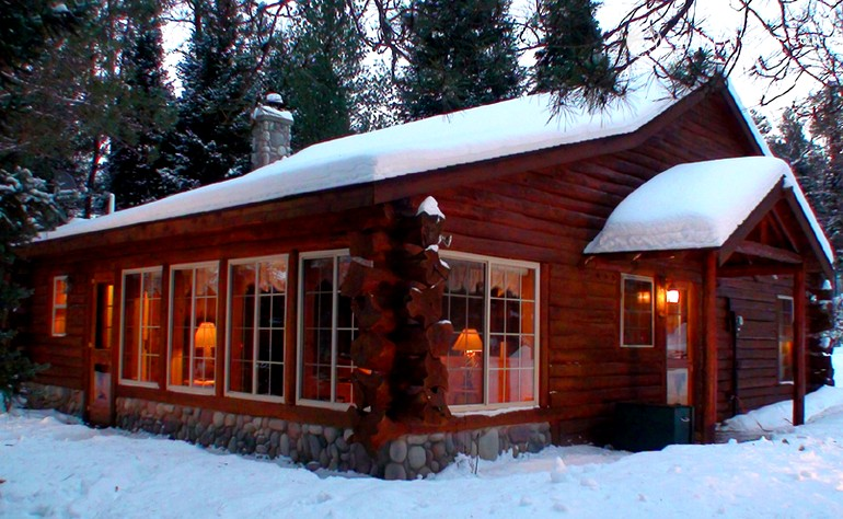 Cabin for Rent on Au Sable River, Michigan