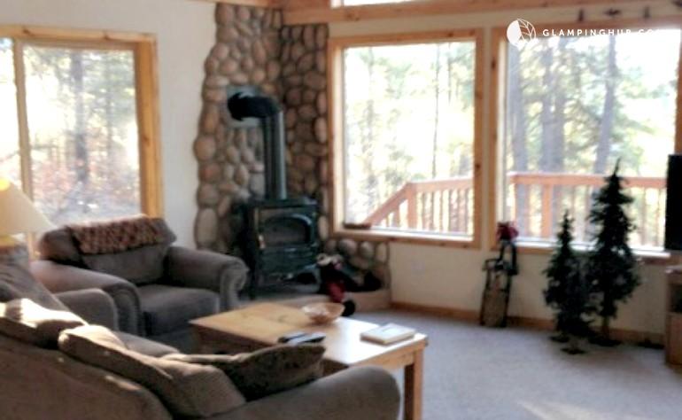 Log Cabin Rental Colorado