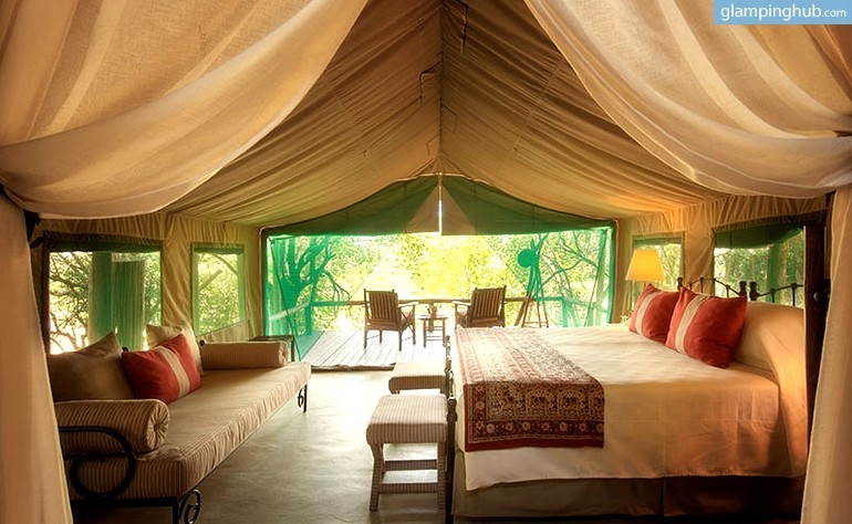 Add to wishlist & Safari Tent Camping in South Africa | Luxury Camping in South Africa