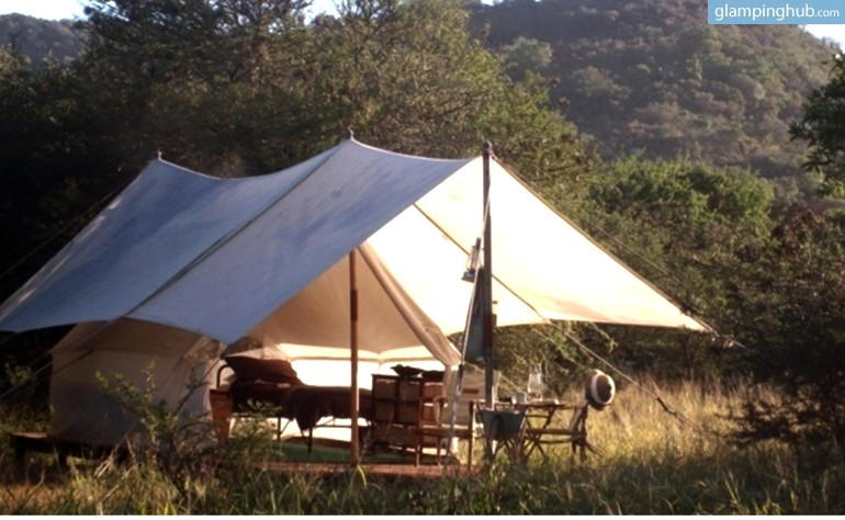 & Safari Tent Experience in South Africa | Glamping in South Africa