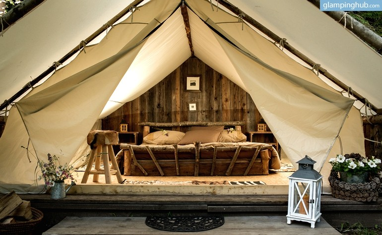 Luxury Tent Camping In Slovenia Glamping In Slovenia