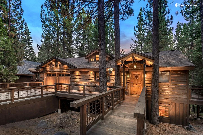 Luxury Rental With Hot Tub Lake Tahoe
