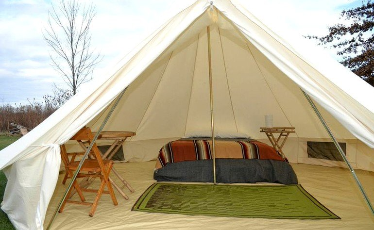 & Pop Up Event Accommodation | Glamping in the United States