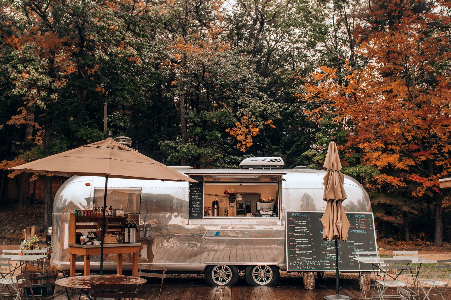 Camping in Conway, New Hampshire
