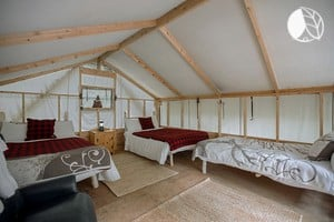Photo of Luxury Tent Packages at Retreat Center for Well-Being in Ontario, Canada