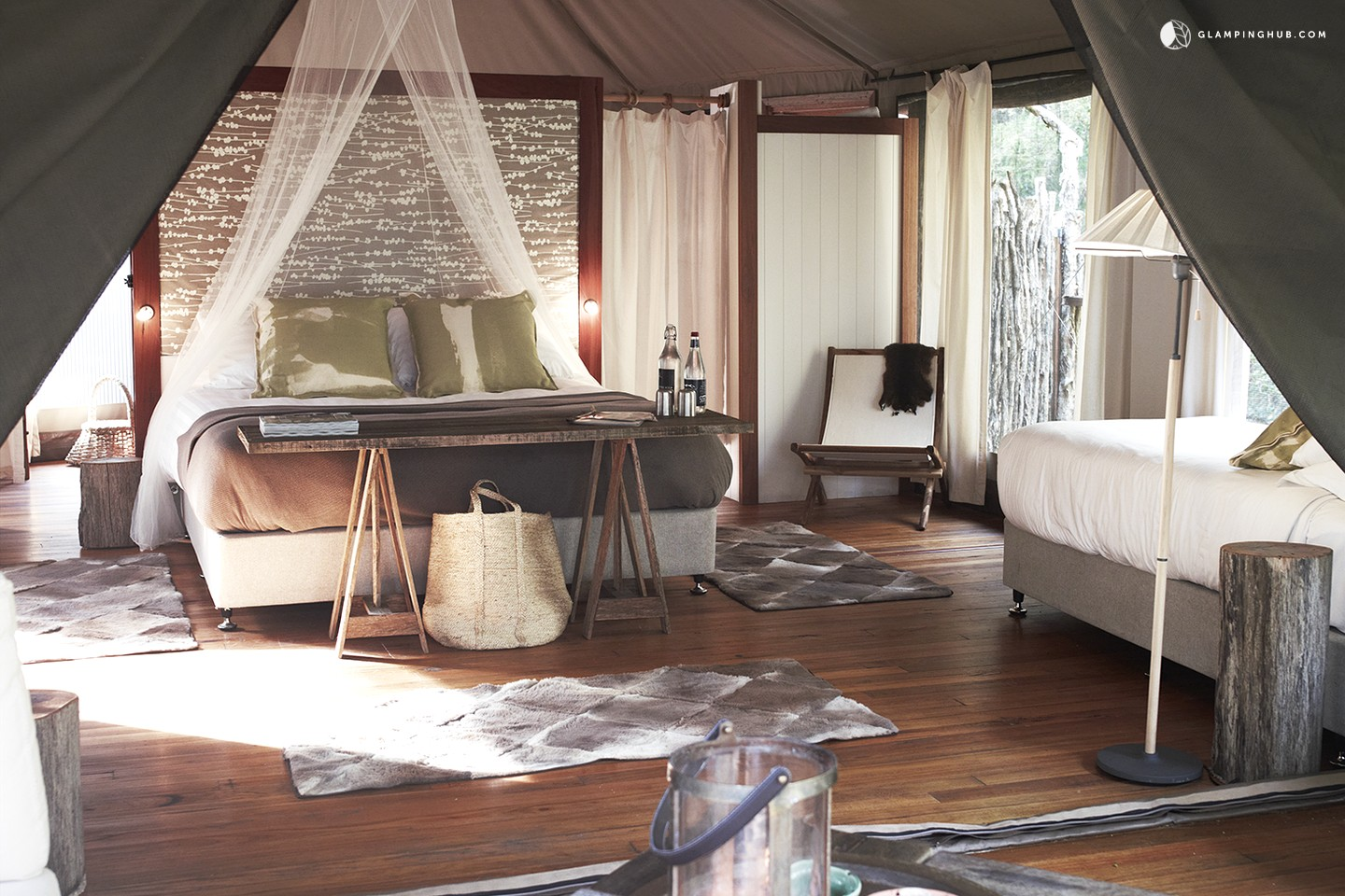 Glamping New South Wales Luxury Camping Nsw