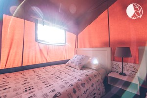 Photo of Luxury Tented Cabin Set in the Stunning Province of Cadiz, Spain