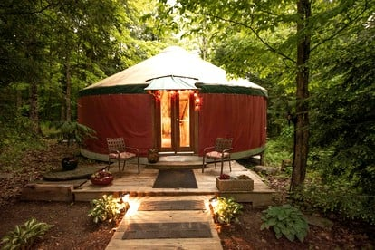 Luxury Camping in Vermont | Glamping Hub