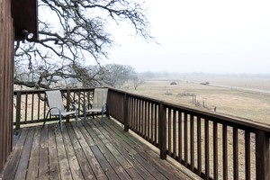 Pet friendly cabins in texas hill country glamping hub for Cabins near fredericksburg tx