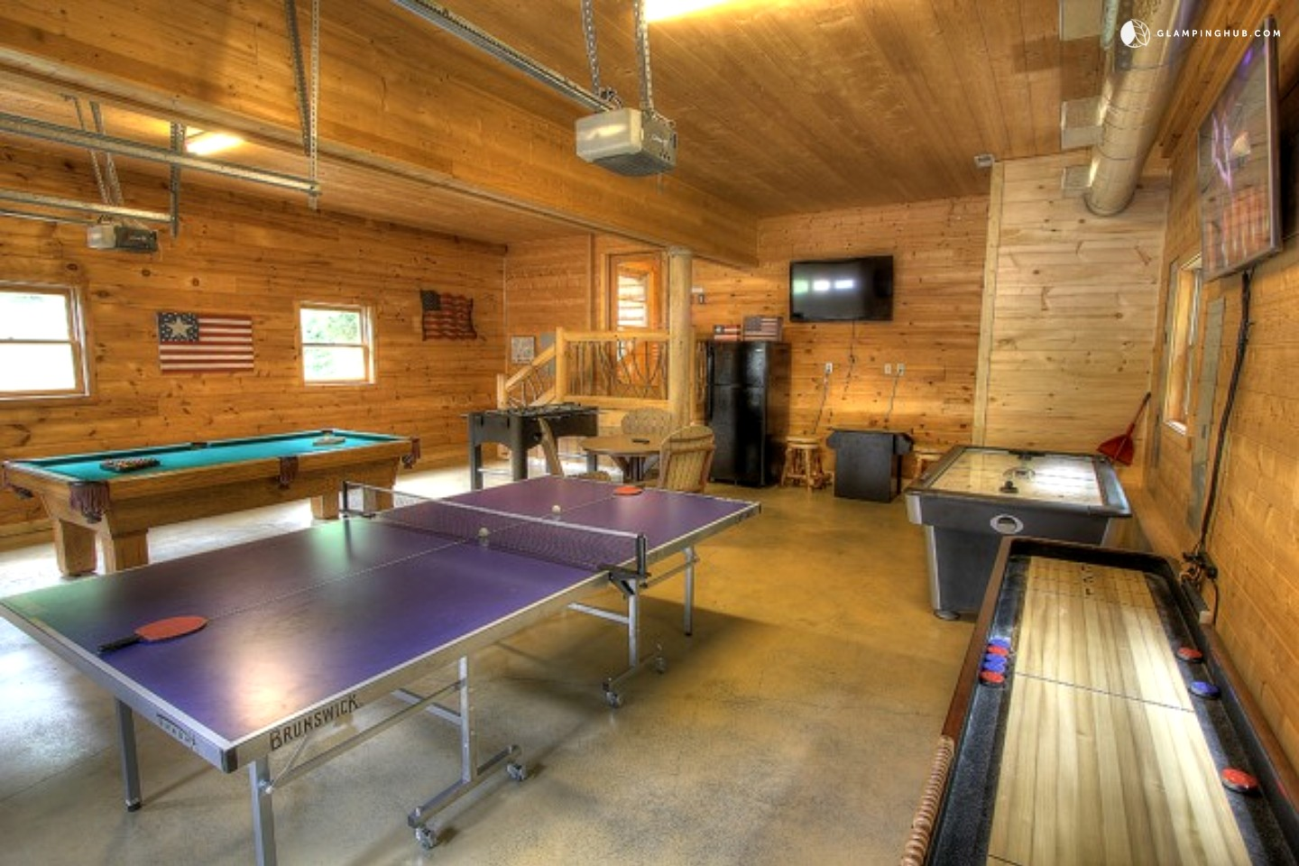 Luxury Cabin Rental Near The Great Smoky Mountains