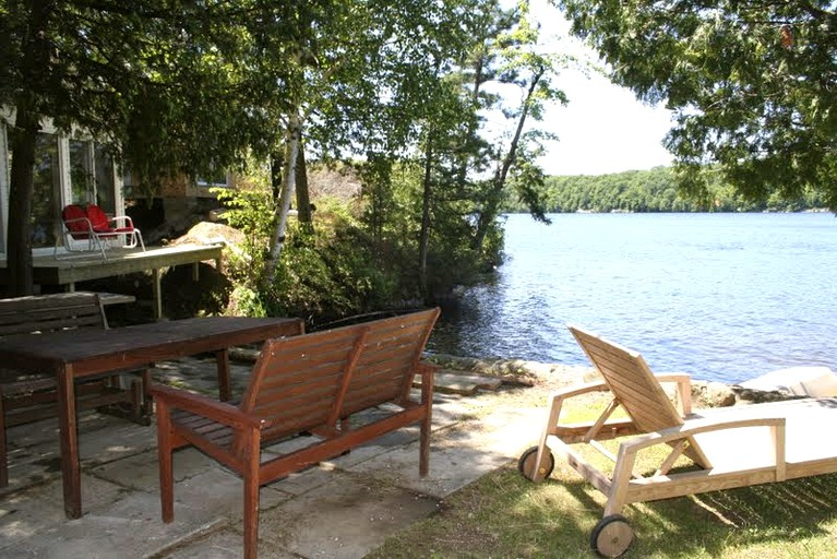 Fantastic Romantic Cottage Rental For Couples On A Resort With Lake Views Near Ottawa Ontario Interior Design Ideas Helimdqseriescom