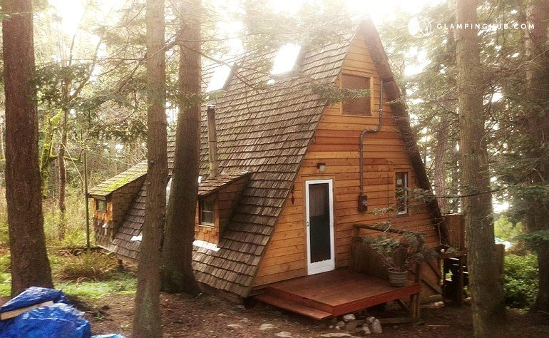 Cozy Family-Friendly Holiday Rental Nestled in Woodlands near Bellingham