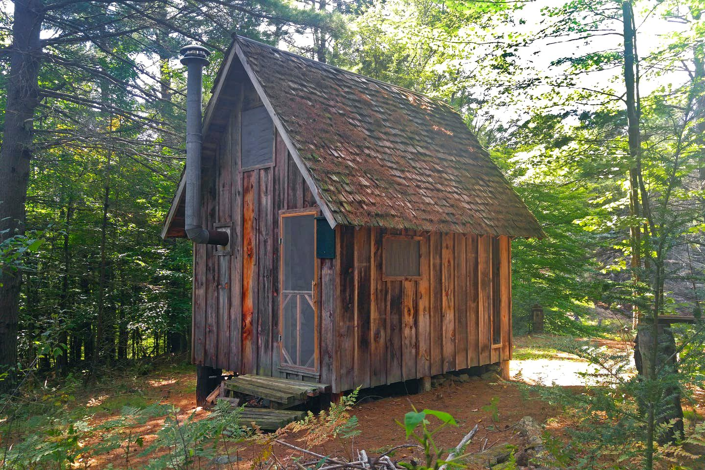 Tiny Houses (Riparius, New York, United States)