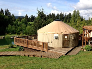 Rent a Yurt | British Columbia, Canada | Rentals in BC