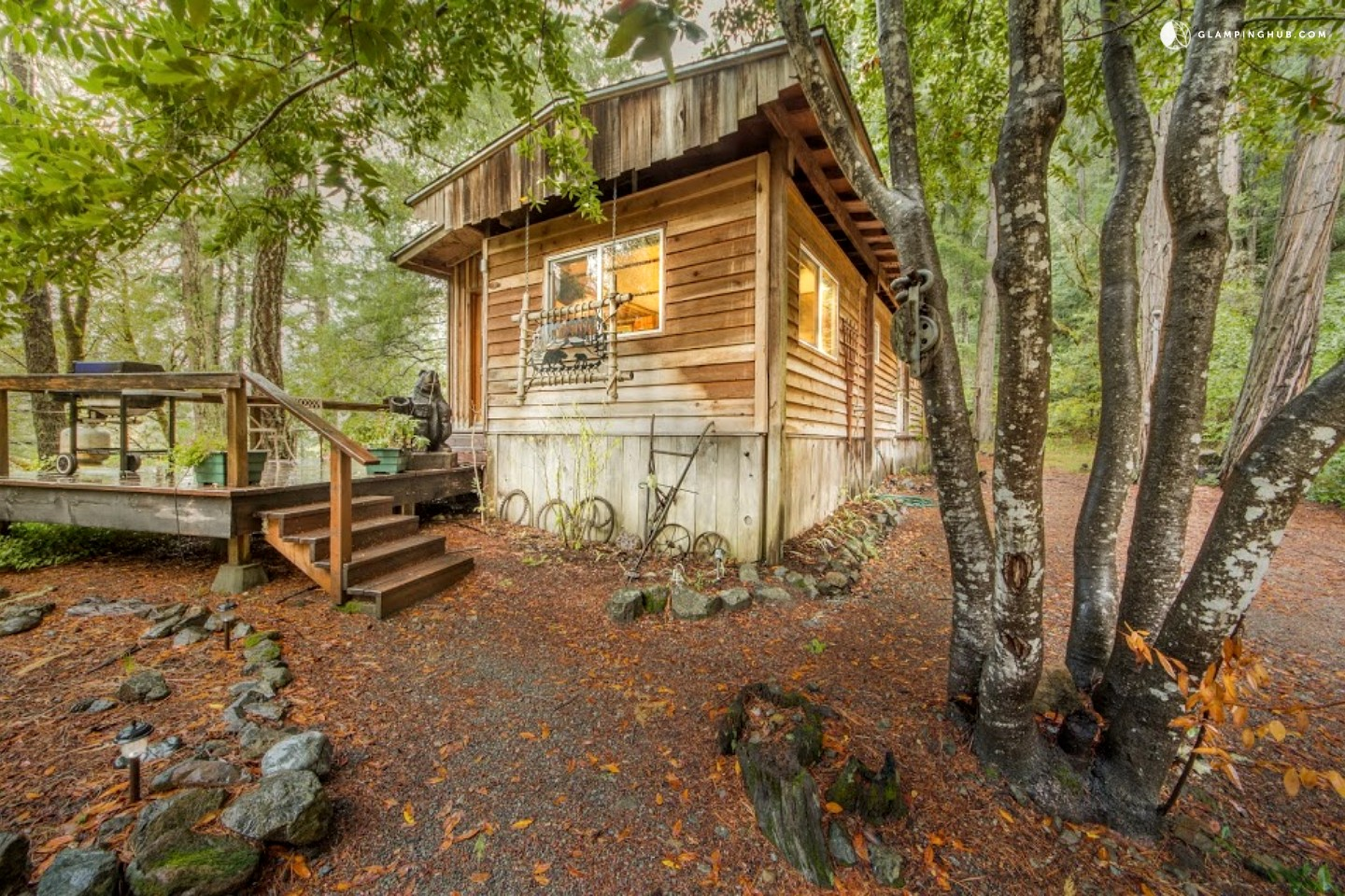 Cabin With Hot Tub In Northern California
