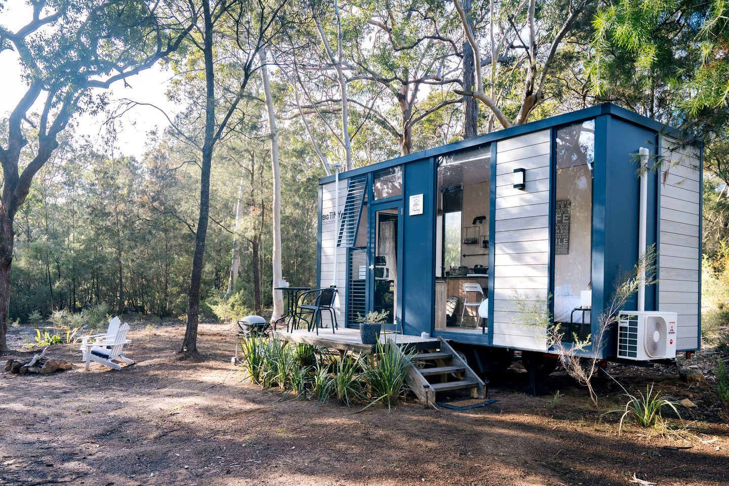 Kangaroo Valley accommodation ideal for glamping in New South Wales