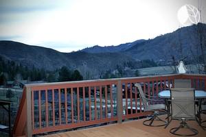 Cabins. Modern Mountain Cabin Rental With Luxury Amenities Near Boise, Idaho