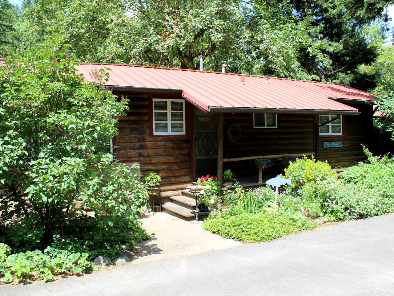 Cabins (Molalla, Oregon, United States)