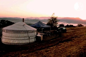 Photo of Mongolian-Style Yurt with Spectacular Views in Victoria, Australia