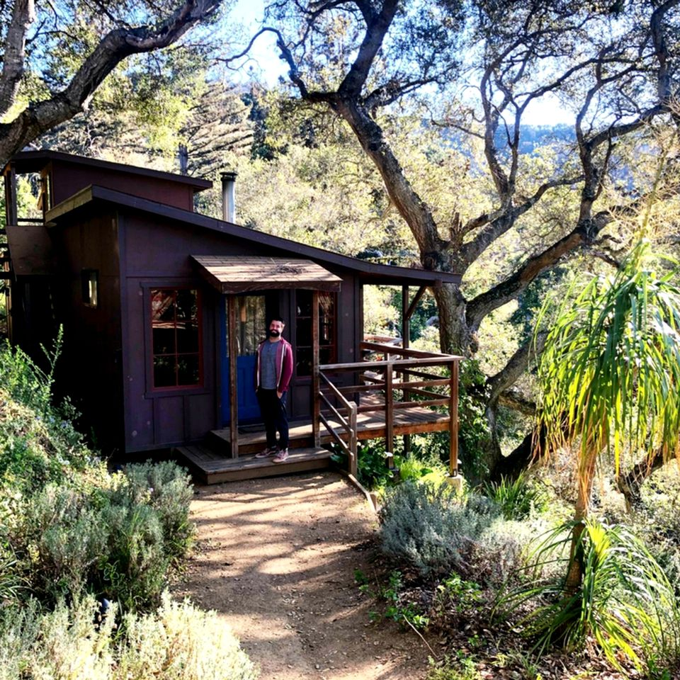 Big Sur lodging cabins (Big Sur, California, United States)