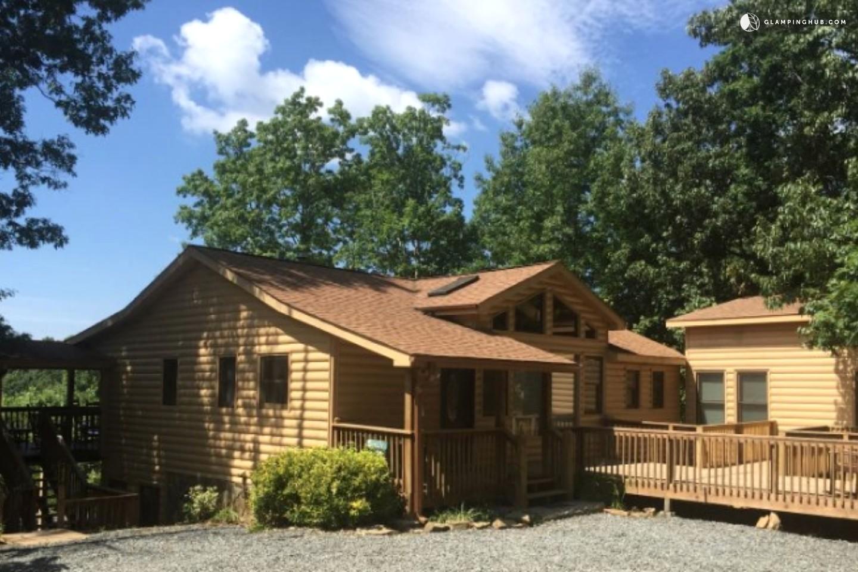 Cabin Rental For Groups In Blue Ridge Georgia