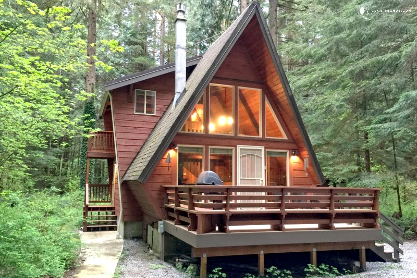 Two Bedroom Houses For Rent Unique A Frame Cabin Rental Near Vancouver