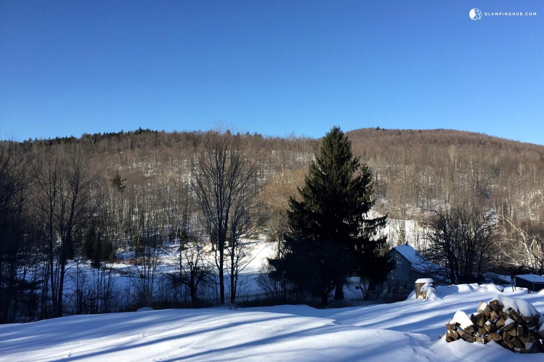 Romantic getaway in adirondack mountains for Romantic weekend getaways ny