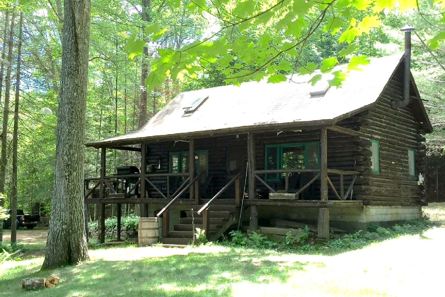 Pet friendly cabins ny catharine cottages watkins glen for Cabin rentals vicino a watkins glen ny