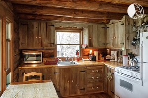Photo of NY Vacation Rentals - Lake Pleasant Log Cabin