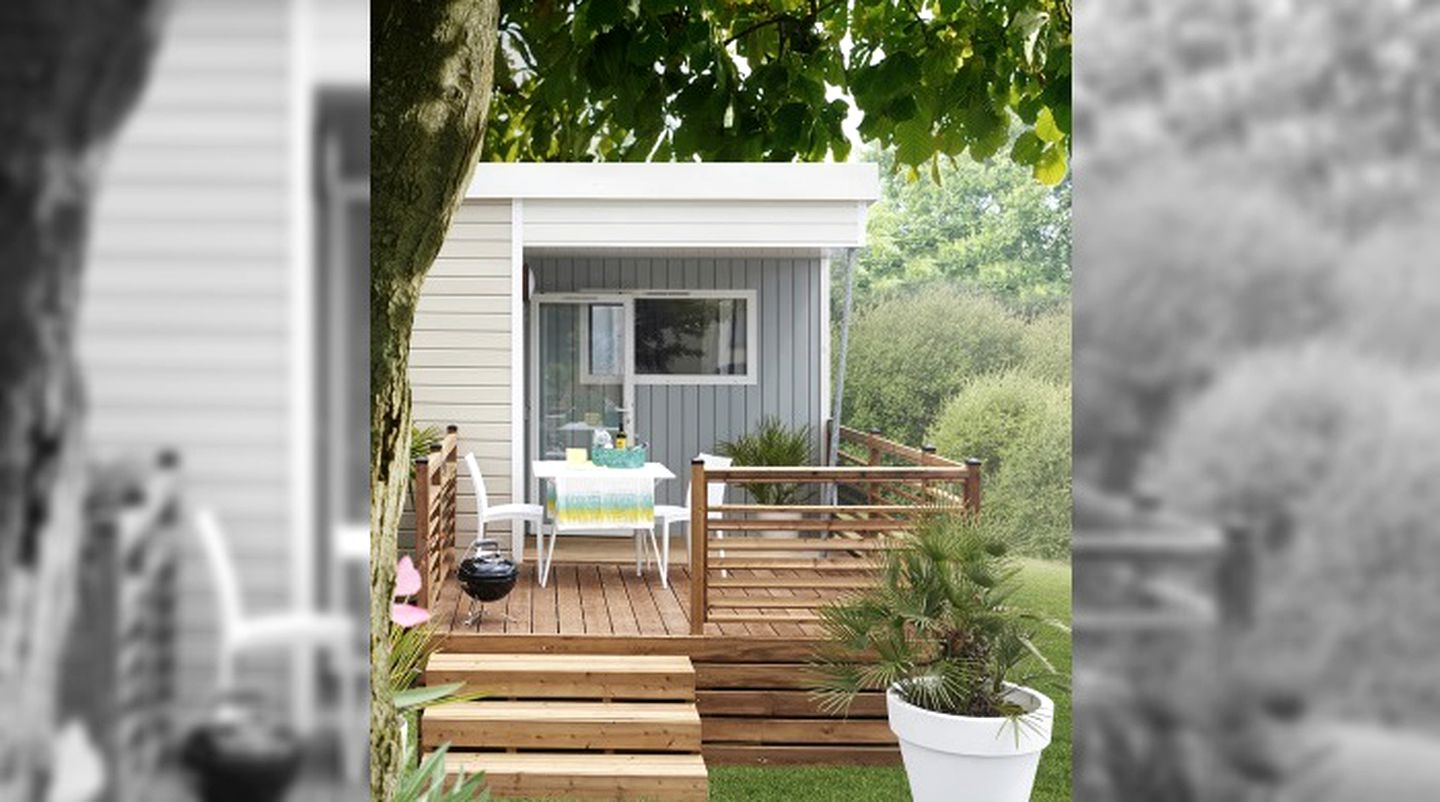 Luxury cabin rental for groups neat the coast of Granville,France