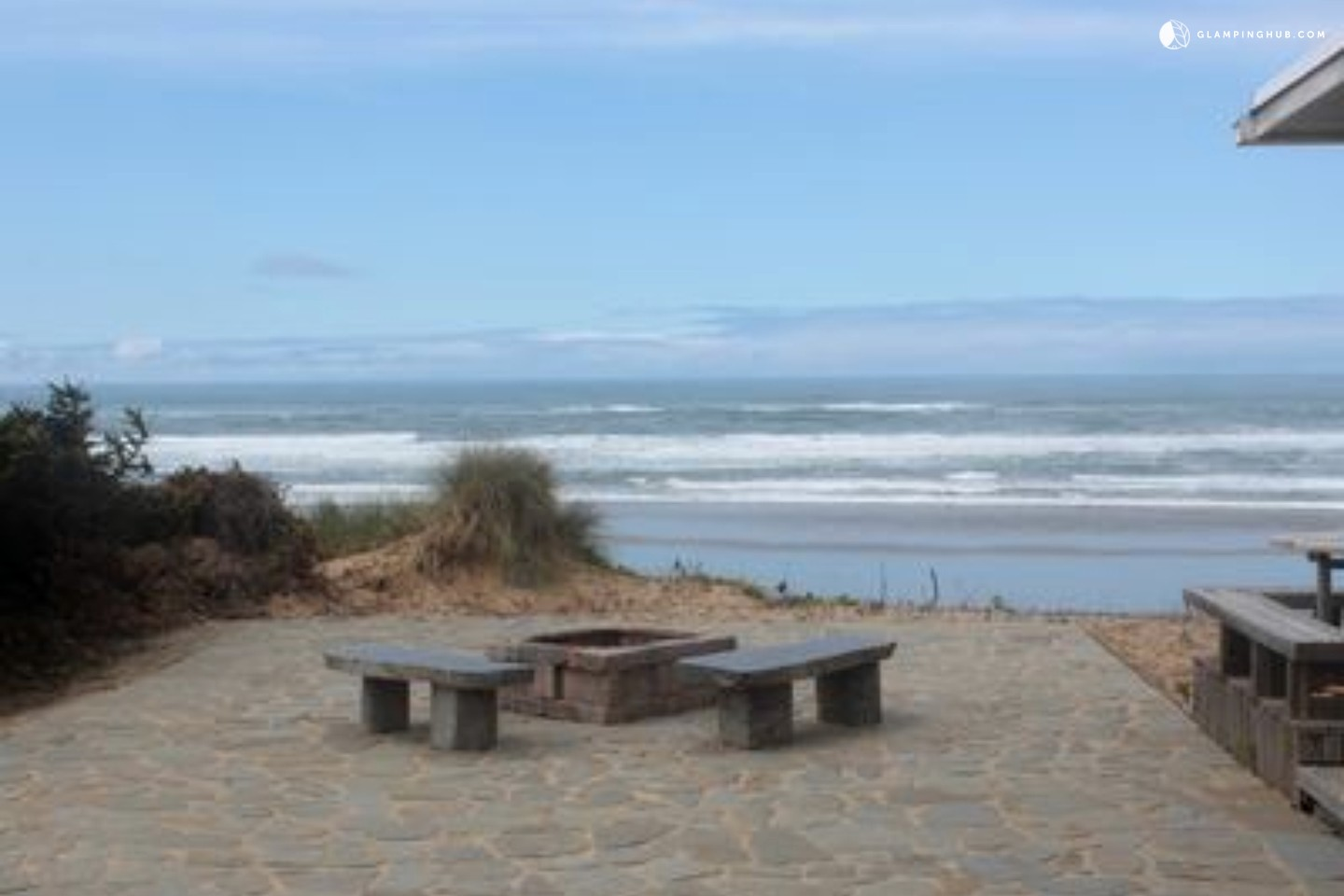 Oceanfront Vacation Rental Near Nye Beach Oregon